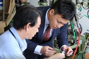 「経営者・クリエイターが成長し続け、 中小企業が成長し続ける鯖江」をつくる!